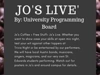 Jo's Live!