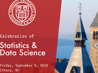 Celebration of Statistics and Data Science