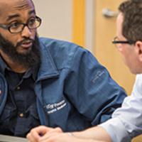 ESCape: STRIPE HIV project: Evaluating impact of HIV interprofessional training across 20 African nursing & medical schools - Jehan Budak & Michael Reid