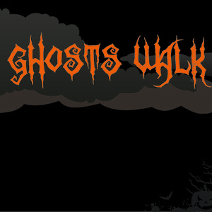 Ghosts Walk At Night