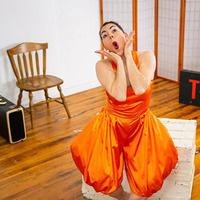 Homage to Valeska Gert: Janet Collard Dance Theater with Saski