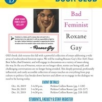 "OEI Book Club: ""Bad Feminist"""