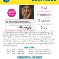 "OEI Book Club: ""Bad Feminist"""
