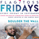 EUREC | Flag Toss Fridays