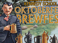 3rd Annual Kennedy School Oktoberfest Brewfest