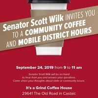Wilk Community Coffee and Mobile Office Hours