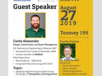 ASME Guest Speaker