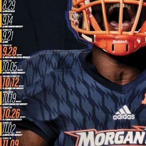 FOOTBALL: Morgan State Bears vs North Carolina Central Eagles