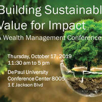 The Building Sustainable Value for Impact Conference