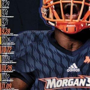 FOOTBALL: Morgan State Bears vs North Carolina A&T Aggies