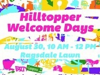 Hilltopper Welcome Days: School of Arts and Humanities