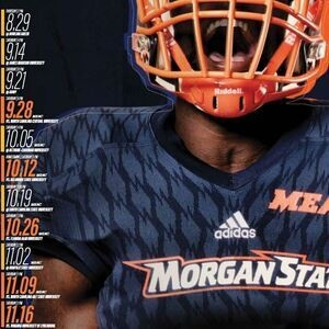 FOOTBALL: Morgan State Bears vs Virginia University at Lynchburg Dragons