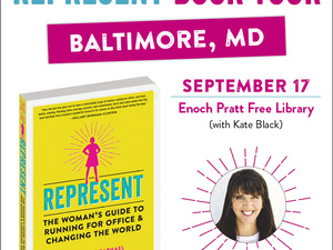 Writers LIVE: Kate Black, Represent