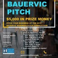 Bauervic Business Pitch Competition