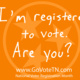 Voter Workshop: How to Register