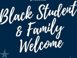 Black Student & Family Welcome Lunch