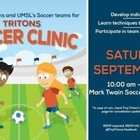 Tritons Soccer Clinic