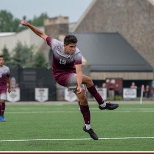 Men's Soccer Alumni Weekend