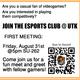Esports Interest Session