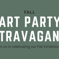 Fall Art Party Extravaganza