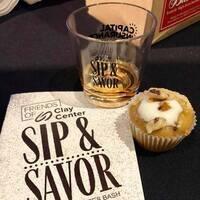 Sip & Savor, A Bourbon & Bites Bash