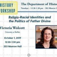 History Workshop - Victoria Wolcott