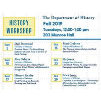 History Workshop - Mari Crabtree