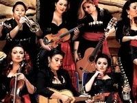 @Jones Performing Arts Series: Las Coronelas