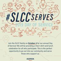 #SLCCserves 2019 Day of Service