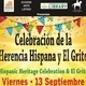 Celebración de la Herencia Hispana & El Grito