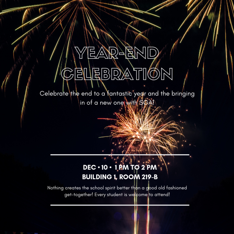 SGA Year-End Celebration (Osceola)