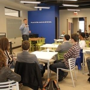 Tech Innovators Quarterly Lunch