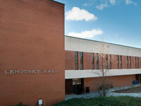 Lehotsky Hall Domestic Hot Water Outage
