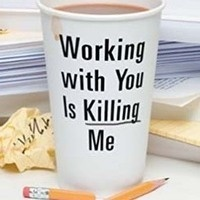 Working with You is killing Me  (CSDDP1-0057)