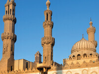 CAU Study Tour: Cruise up the Nile: Mummies to Mosques to Maritime Trade