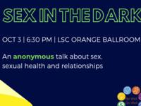 Sex in the Dark