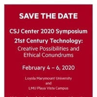 CSJ Center 2020 Symposium