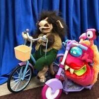 Artapalooza Puppet Show