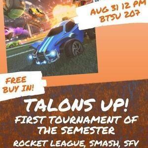 Talons Up! Tournament