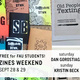 Zines Weekend