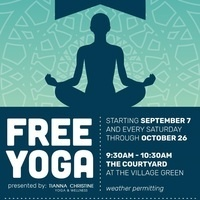 Free Yoga at King Farm