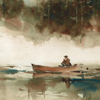 Fealing Lin - Watercolor Workshop