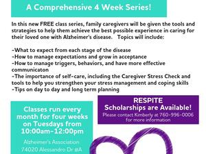 Living with Alzheimer's - Caregiver Essentials