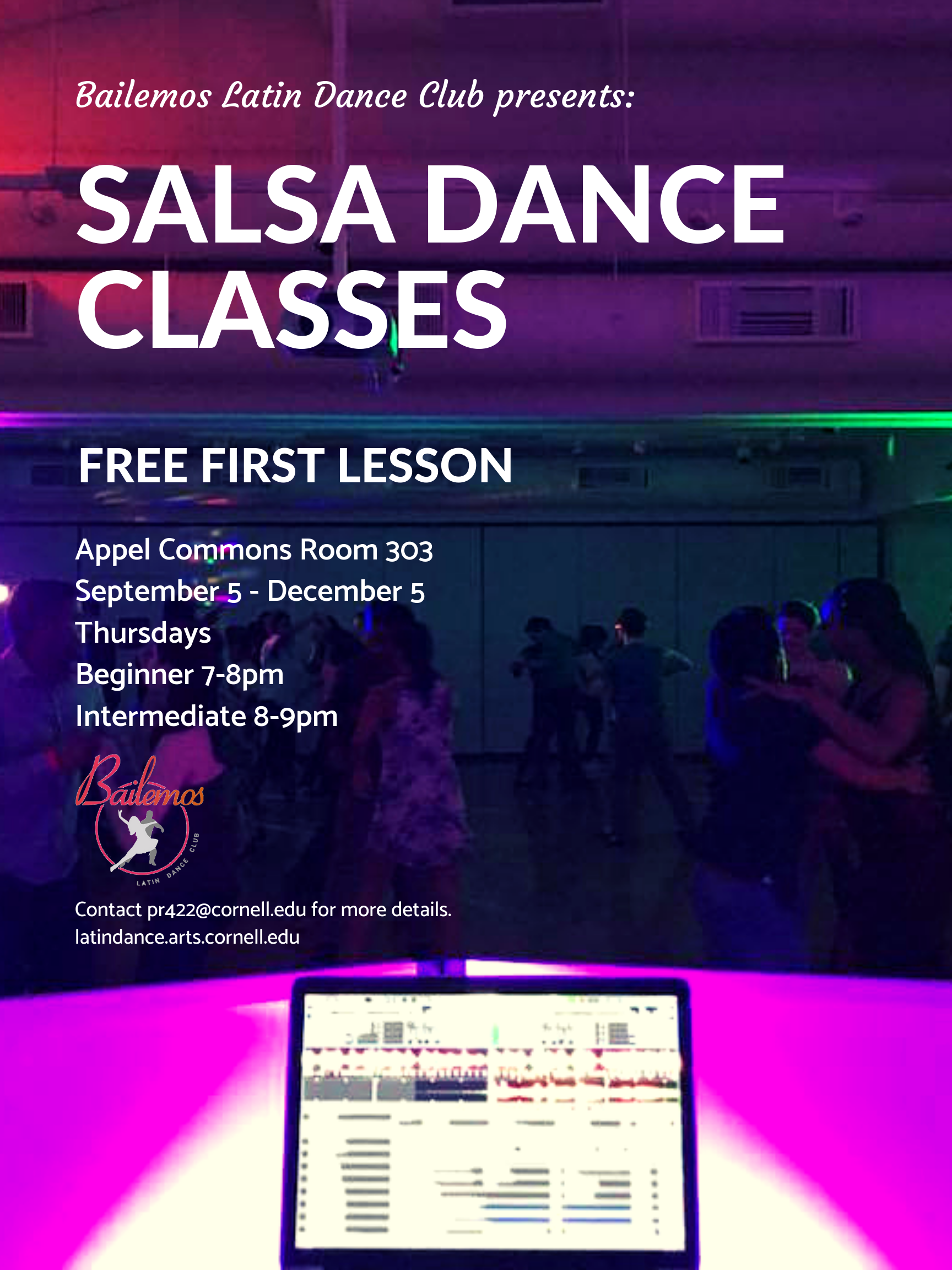 Beginner Salsa Dance Classes