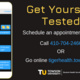 GYT- GET YOURSELF TESTED/ GET YOURSELF TALKING