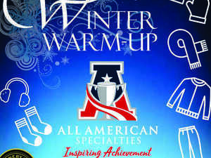 Winter Warm-Up Clothing Drive