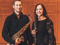 Three Reeds Duo - Guest Artist Recital and Masterclass