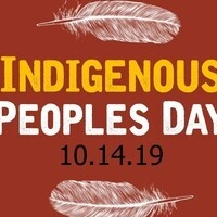 Indigenous Peoples Day Reception & Panel Discussion