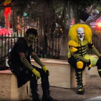 Fright Fest 30-hour Coffin Challenge