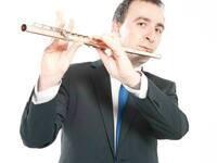 Guest Artist Masterclass: Fabio Angelo Colajanni, flute and piccolo